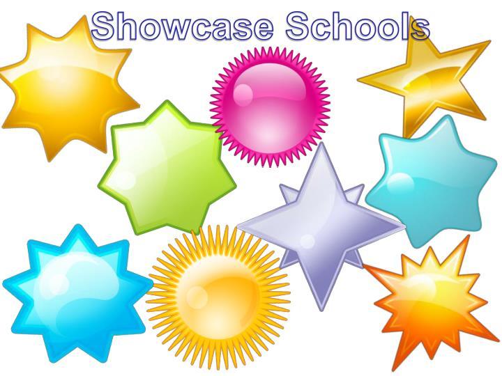 Showcase Schools