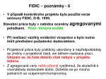 fidic pozn mky 6