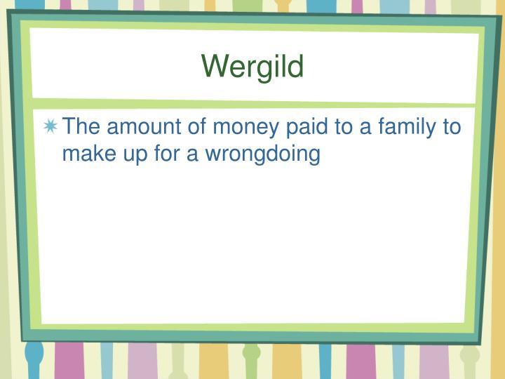 Wergild