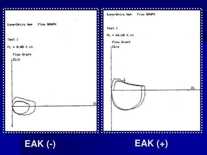EAK (+)