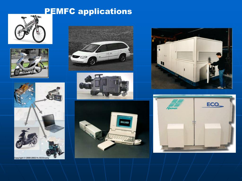 PPT - TECHNOLOGY AND APPLICATION OVERVIEW OF FUEL CELLS