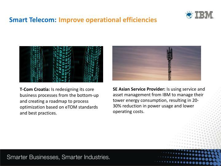 Smart Telecom: