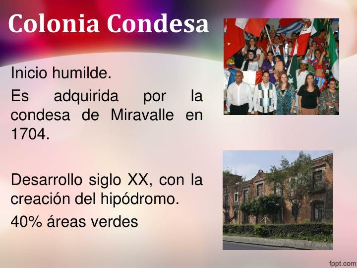 Colonia Condesa
