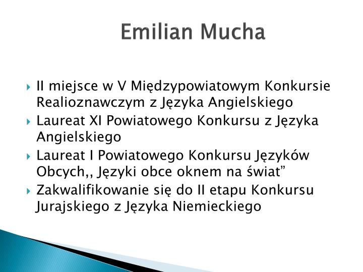 Emilian Mucha