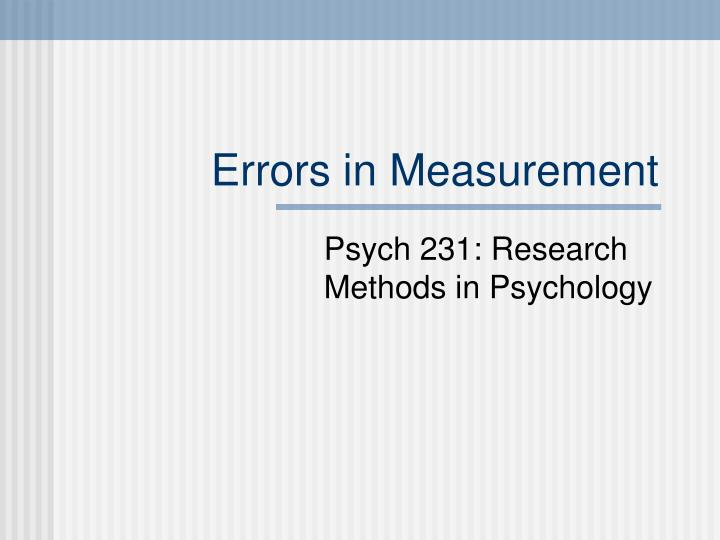 research statistics and psychology paper Goals of research papers in psychology when psychologists write a research paper in the real world, our intention is usually to submit the paper usually, but not always, the descriptive statistics will include the class mean and standard deviation be sure to check the proper apa format for.