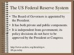 the us federal reserve system2