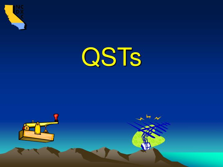 QSTs
