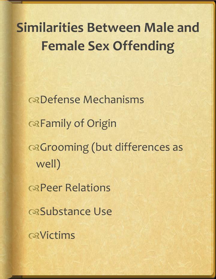 Similarities between men and women communication