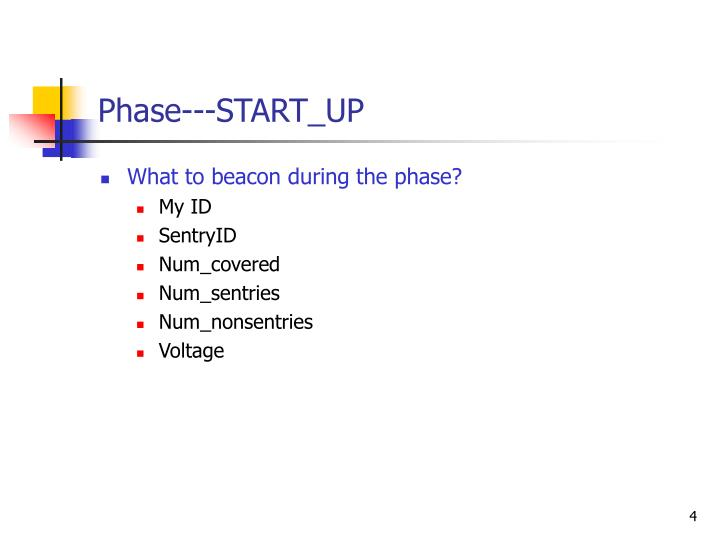 Phase---START_UP