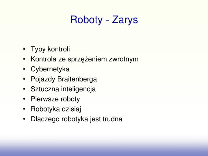 Roboty -