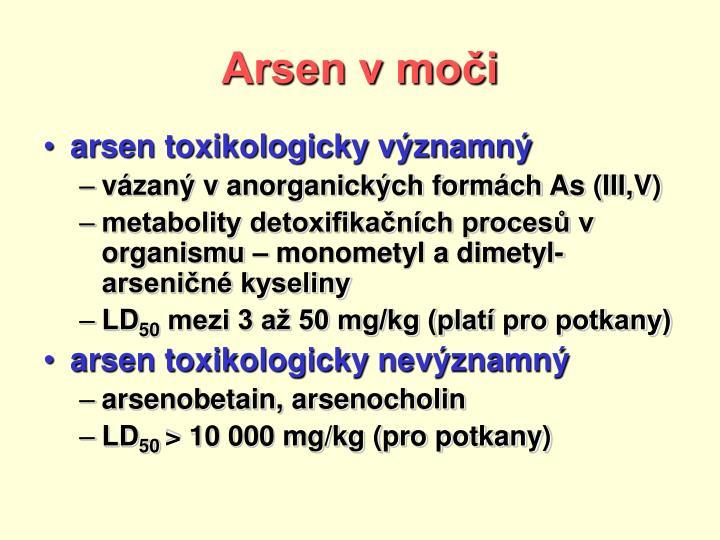 Arsen v moči