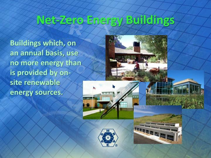 Net-Zero Energy Buildings