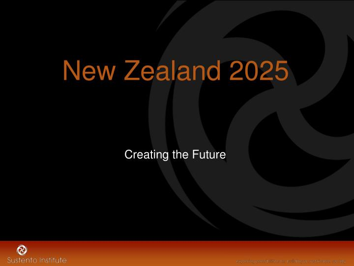 New Zealand 2025