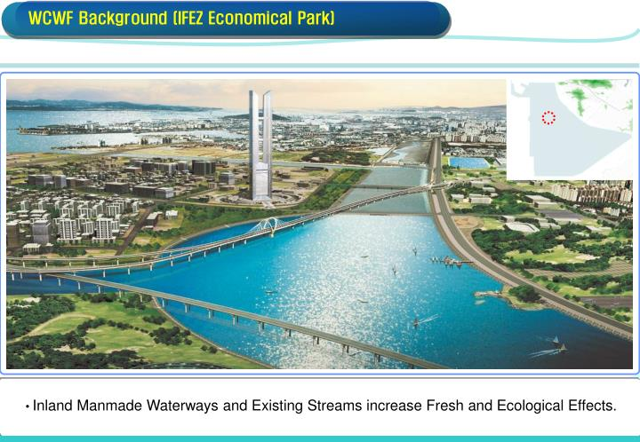 WCWF Background (IFEZ Economical Park)
