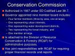 conservation commission