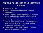national association of conservation districts