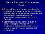 natural resources conservation service1