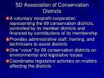 sd association of conservation districts