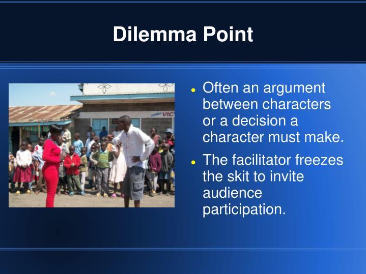 Dilemma Point