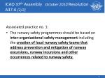 icao 37 th assembly october 2010 resolution a37 6 2 2