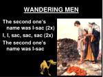 wandering men2