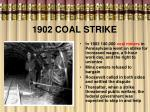 1902 coal strike