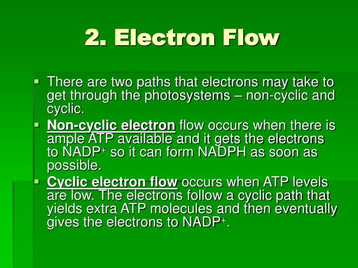 2. Electron Flow