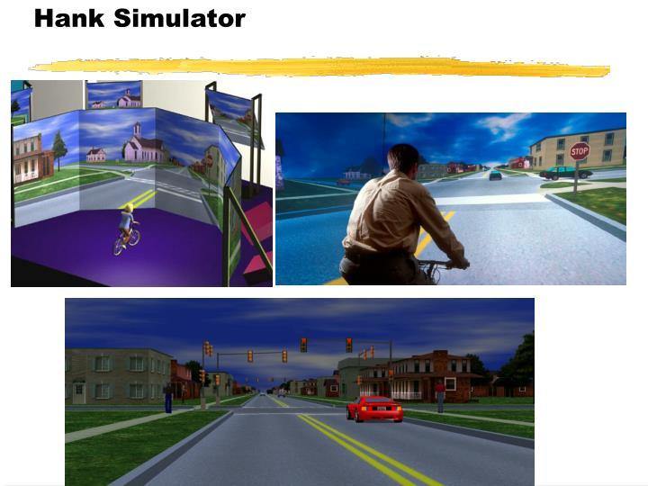 Hank Simulator