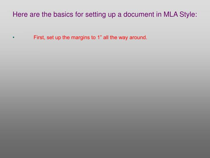 images of mla format How to write in mla format eight parts: creating a cover page following general mla format formatting the first page formatting the body of the paper using in-text citations formatting the endnotes page including an appendix creating the works cited page community q&a.