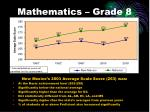 mathematics grade 8