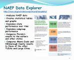 naep data explorer http nces ed gov nationsreportcard naepdata