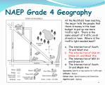 naep grade 4 geography
