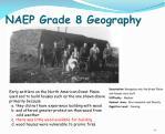 naep grade 8 geography