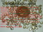 gaur egungo krisia