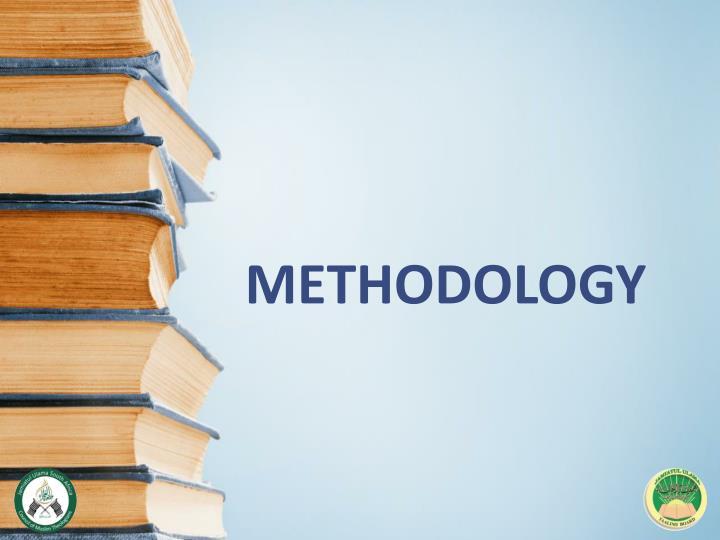 methodology n.
