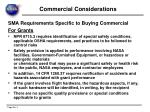 commercial considerations1