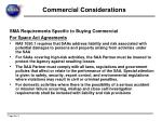commercial considerations2