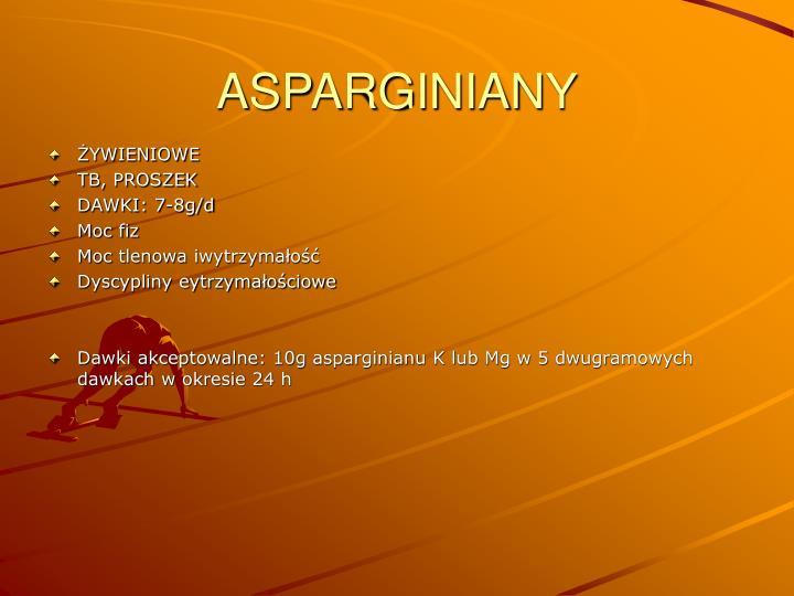 ASPARGINIANY