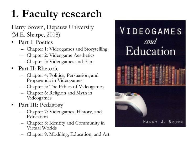 Harry Brown, Depauw University