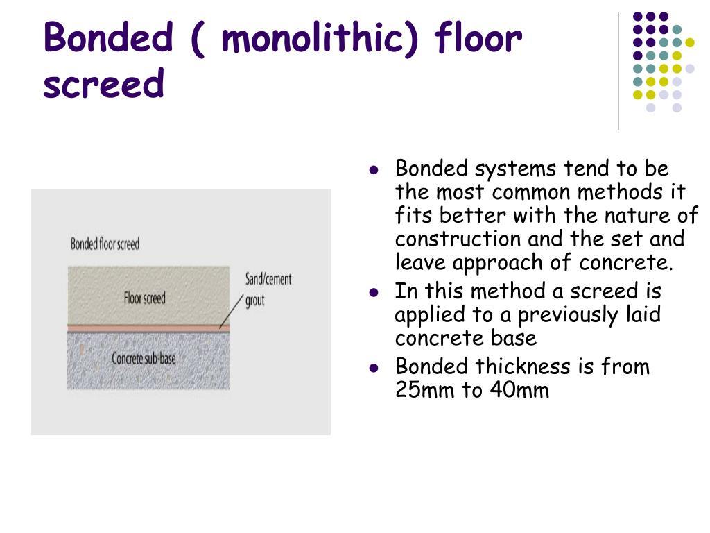 Monolithic Flooring Definition | Floor Matttroy