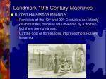 landmark 19th century machines1