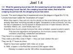joel 1 4