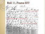 roll 11 frame 877