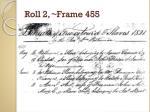 roll 2 frame 455