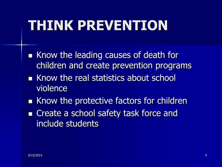 THINK PREVENTION
