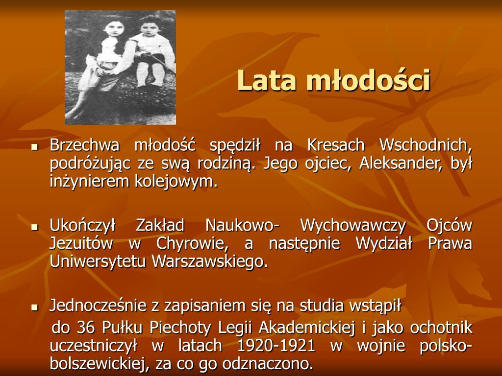 Ppt Jan Brzechwa Nasz Patron Powerpoint Presentation