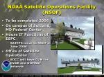 noaa satellite operations facility nsof