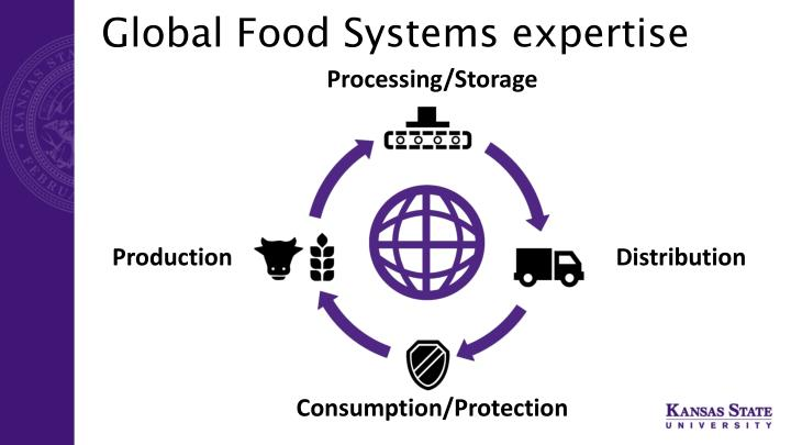 Global Food Systems expertise