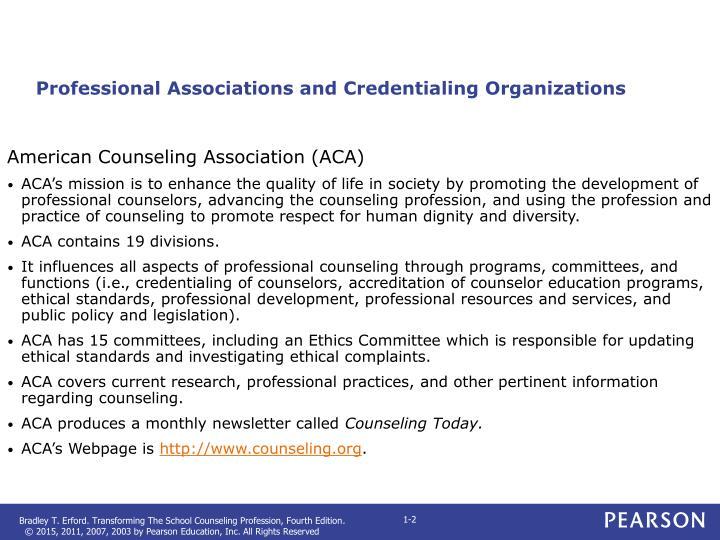 professional issues legislation