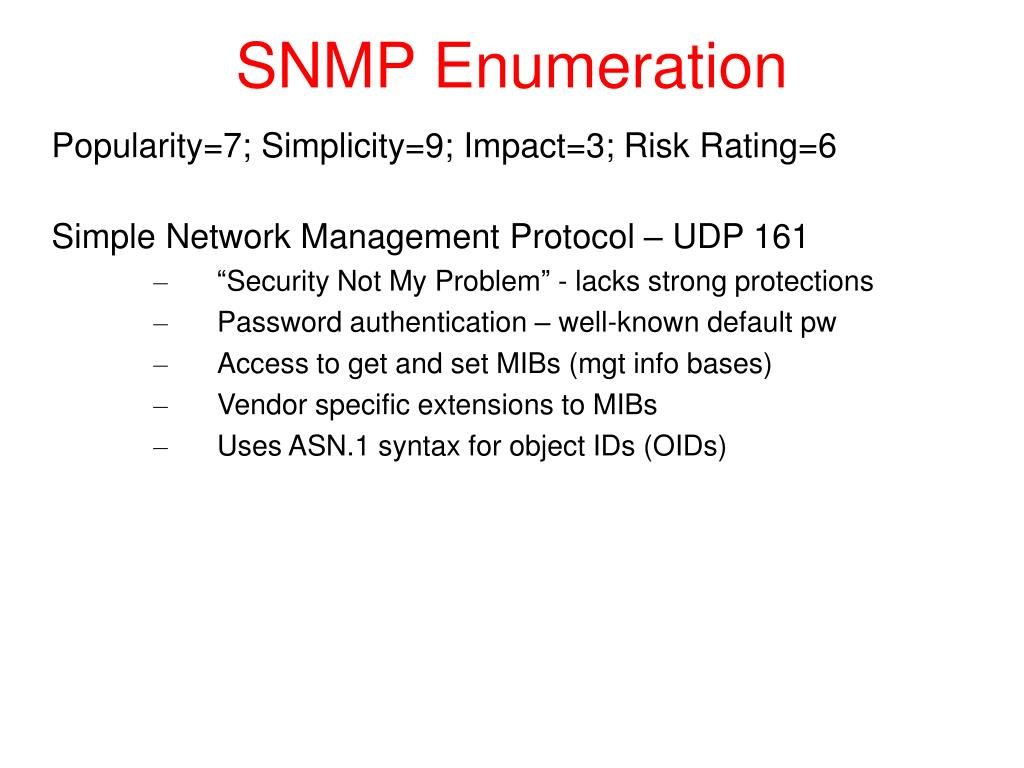 PPT - What is Enumeration? PowerPoint Presentation - ID:4406900